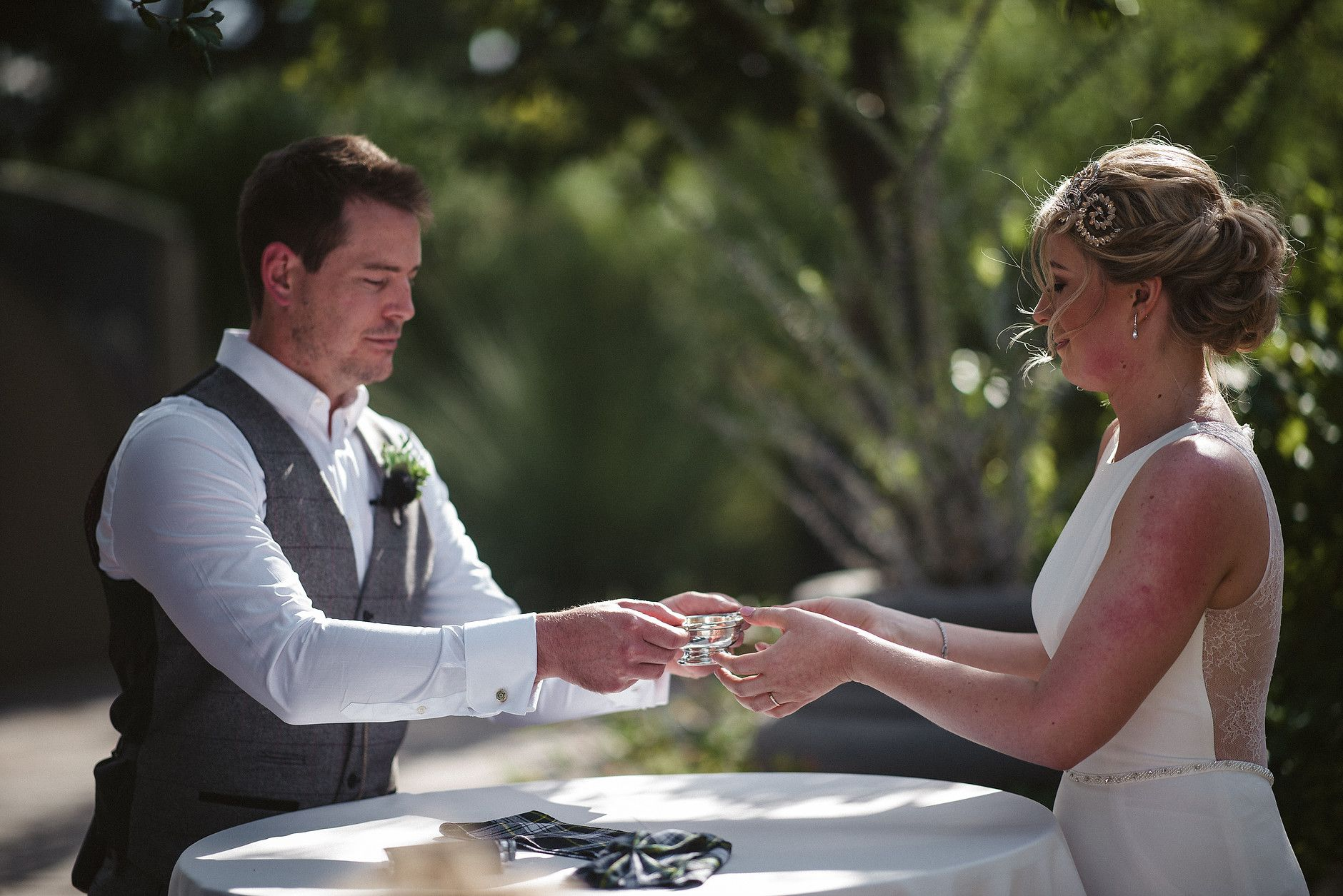 differnt rituals in your ceremony